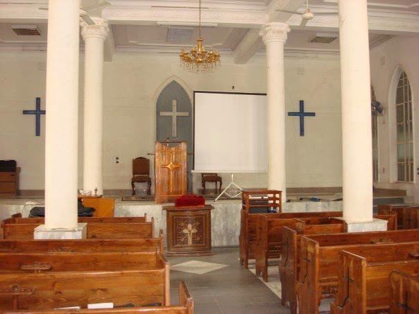 The Evangleical Christian Church of Benimazar - Minia